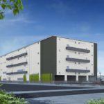GLRインベストメント、神戸で1・9万平方メートルの物流施設着工