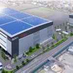 日本GLPが大阪・八尾でBTS型物流施設2棟開発、1棟は楽天が使用へ