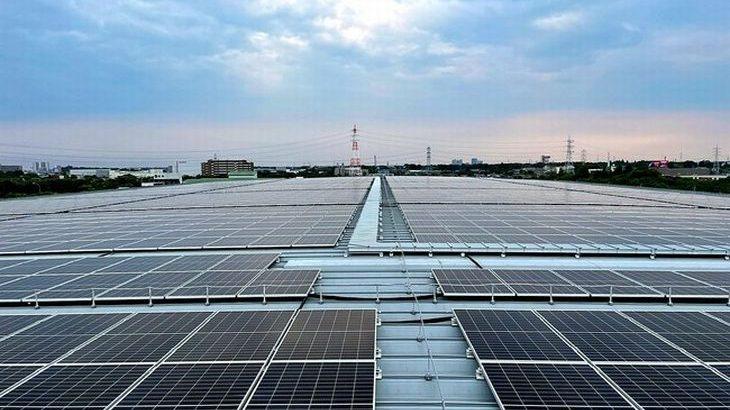 """日本ベネックス、茨城・つくばみらいの伊藤忠物流施設で""""屋根借り""""太陽光発電所設置"""