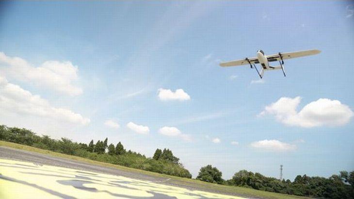 【動画】日本初、60キロメートル超の長距離でドローン輸送実証実験に成功