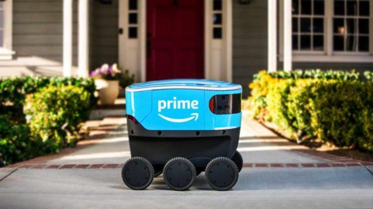【動画】アマゾン、フィンランド・ヘルシンキに配送ロボットの開発拠点設置へ