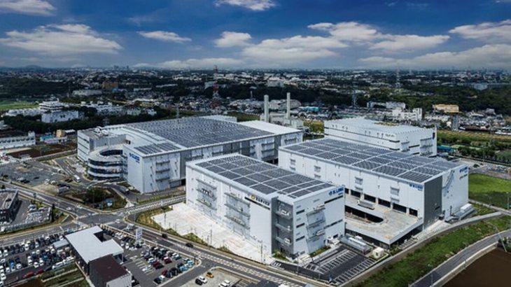 清水建設が埼玉・新座で大型物流施設開発完了、BTS型の3棟目が竣工