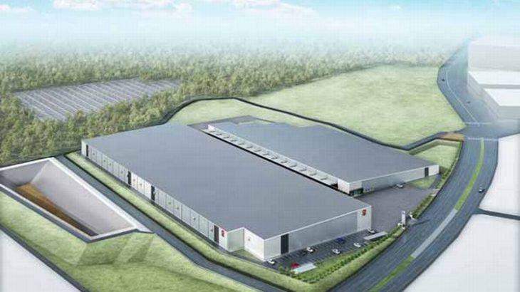 大和ハウス工業、茨城県阿見町で3・7万平方メートルのマルチテナント型物流施設開発