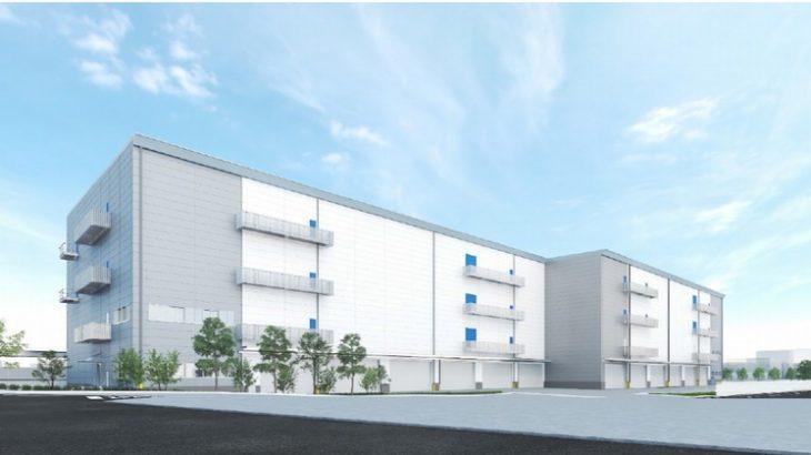 CPD、大阪・西淀川で3・1万平方メートルのマルチテナント型物流施設着工