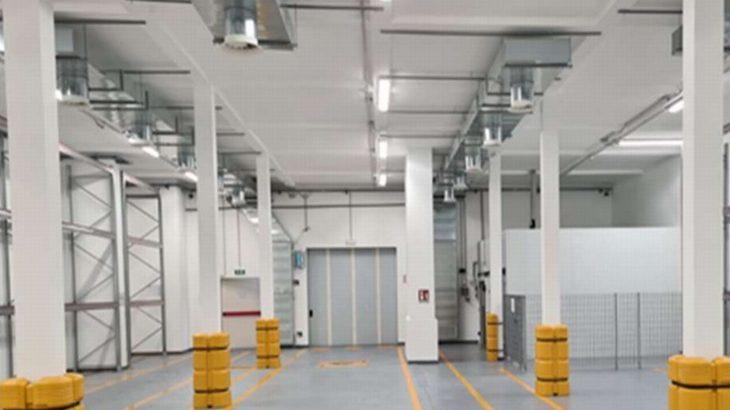 日通、伊ミラノ・マルペンサ空港近郊の自社倉庫でGDP認証を取得