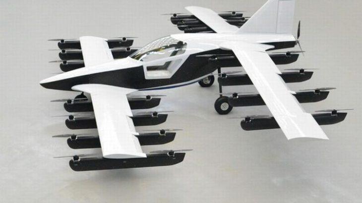 【動画】テトラ・アビエーション、米国で「空飛ぶクルマ」を一般に初公開