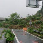 【大雨】横浜横須賀道路の逗子IC、のり面崩落で全面再開は「相当の時間」