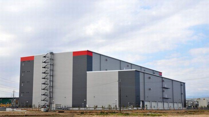 ディーエムエス、埼玉・川島町のESR開発案件内物流センターを増床し7802坪に