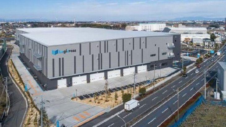 トランコム、三菱地所が埼玉・蓮田で開発の物流施設を1棟借りし大型センター開設