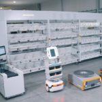 【告知、動画】三菱商事、倉庫ロボット3種類の視察会を8~9月に横浜・鶴見の物流センターで開催