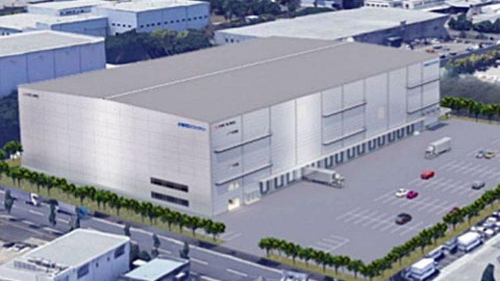 Jリートの産業ファンド、神奈川・厚木の物流施設を2・3万平方メートルの冷凍・冷蔵倉庫に再開発へ