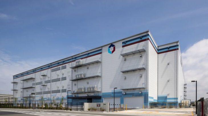 ESR、神奈川・茅ヶ崎で6・9万平方メートルのマルチテナント型物流施設が完成