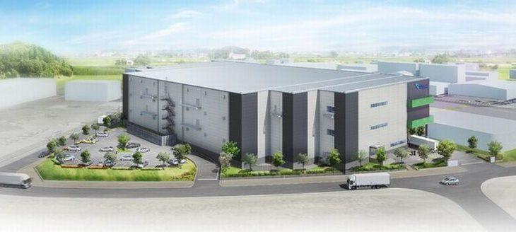 小田急不動産が初開発の物流施設が千葉・印西で竣工、西濃運輸が1棟借り決定