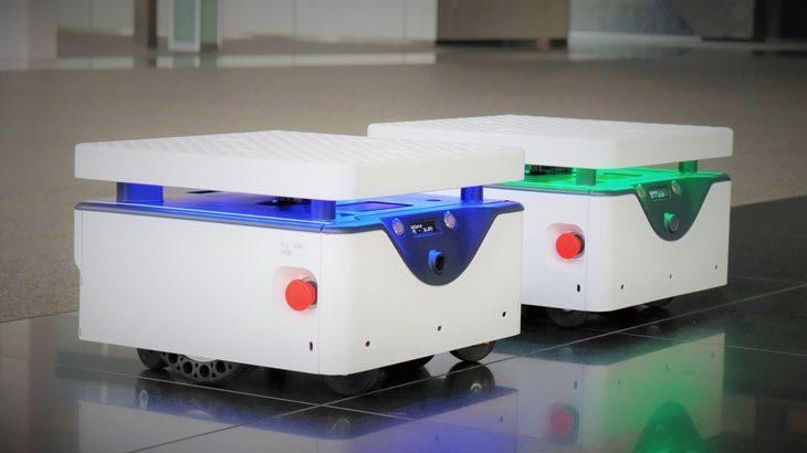 【動画】Keigan、自律移動ロボット「KeiganALI 」の限定販売を開始