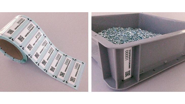 トッパン・フォームズ、摩擦や紫外線から表面の印字守る「オーバーフィルム一体型ICタグ」販売開始