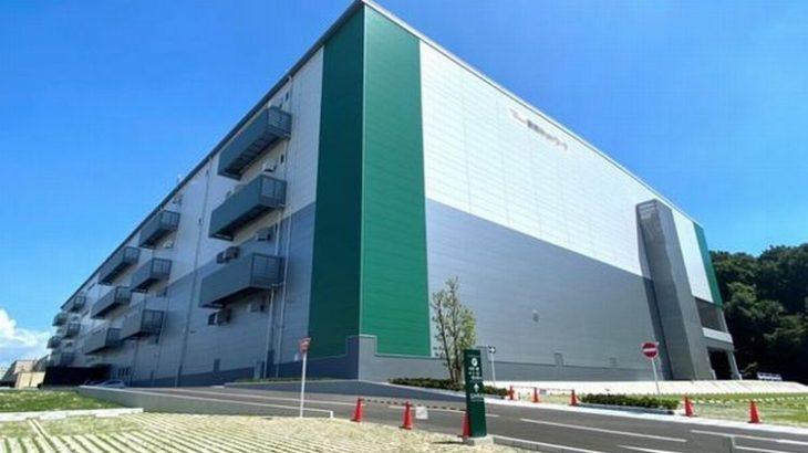 GLRインベストメントが広島市内で開発参画のマルチテナント型物流施設が竣工