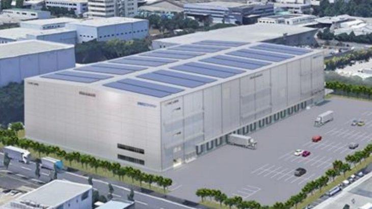 Jリートの産業ファンド、神奈川・厚木の物流施設をオイシックス向け冷凍・冷蔵倉庫に建て替えへ