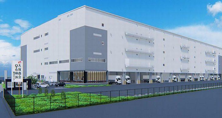 大塚商会、横浜でオートストアの自動倉庫システム導入した新センターを10月開設