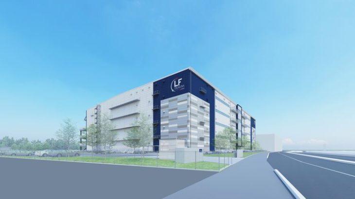 米C&W、茨城・つくばで7万平方メートルのマルチテナント型物流施設開発へ