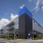 SGリアルティが東大阪で開発の環境配慮型物流施設が7月末に竣工