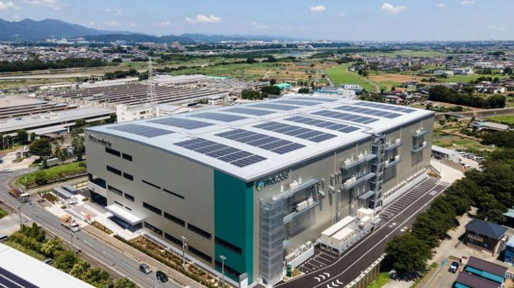 プロロジス開発のオイシックス・ラ・大地向け物流施設が神奈川・海老名で完成、全館10度帯に