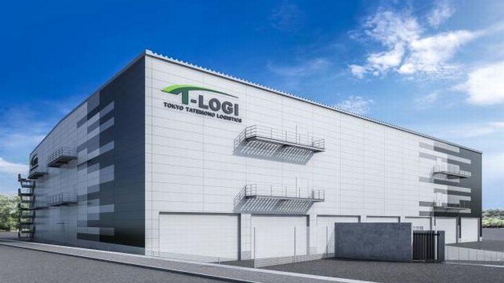 東京建物が福岡と愛知、京都で初の物流施設開発を正式発表、大阪はCPDと共同で実施