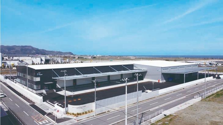 サンゲツ、四国で初の物流拠点を開設