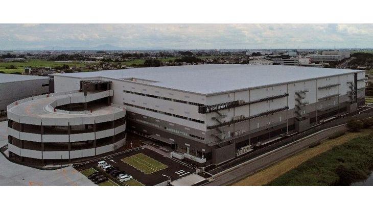 ラサールとNIPPOが共同開発のマルチテナント型物流施設、埼玉・加須で完成