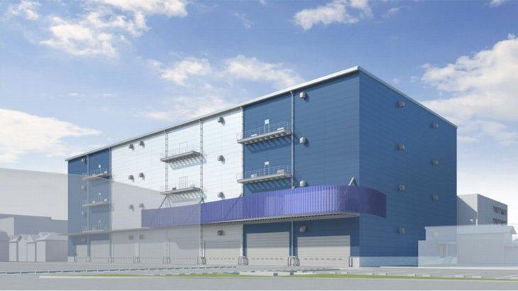サンケイビル、近畿総合リースと大阪・摂津で1・5万平方メートルの物流施設開発に着手