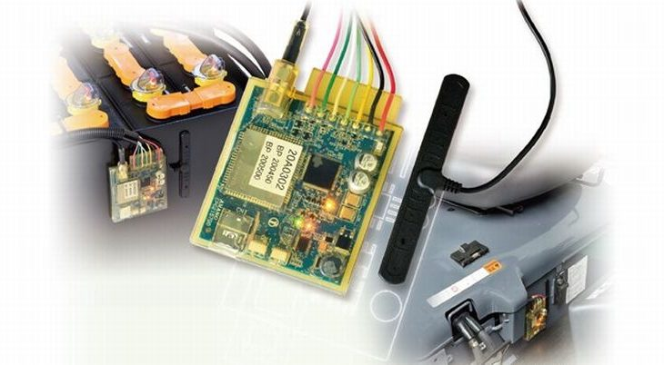 refactory、電動式フォークリフトのバッテリー状態遠隔監視システムを22年3月以降に発売へ