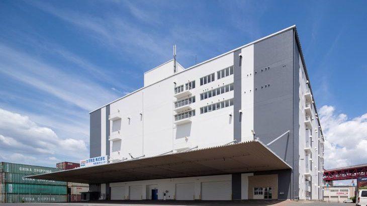 CPDが大阪・住之江で2・5万平方メートルの物流施設改修完了、古河物流が1棟借り