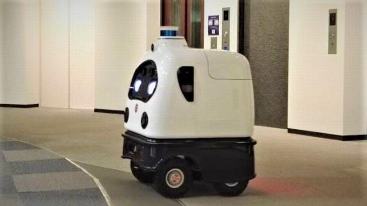 日本オーチスのエレベーターとZMPのロボットが連携、ビル内の異なるフロア間をよりスムーズに移動可能