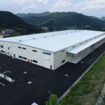 アルインコ、京都・福知山に9091平方メートルの新物流センター開設