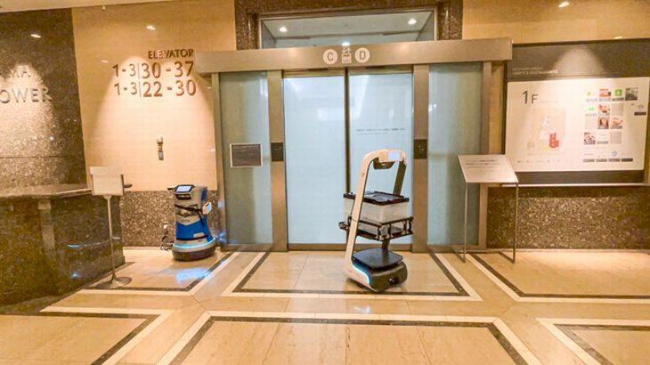 ビットキーとQBIT Robotics、異種・複数台の自動搬送ロボット用いた館内配送集荷の実証実験