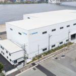 鴻池運輸、大阪・舞洲で新たな鋼材・重量物専用倉庫が稼働開始