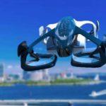 大阪・関西万博、空飛ぶクルマや自動走行ロボットをアピール