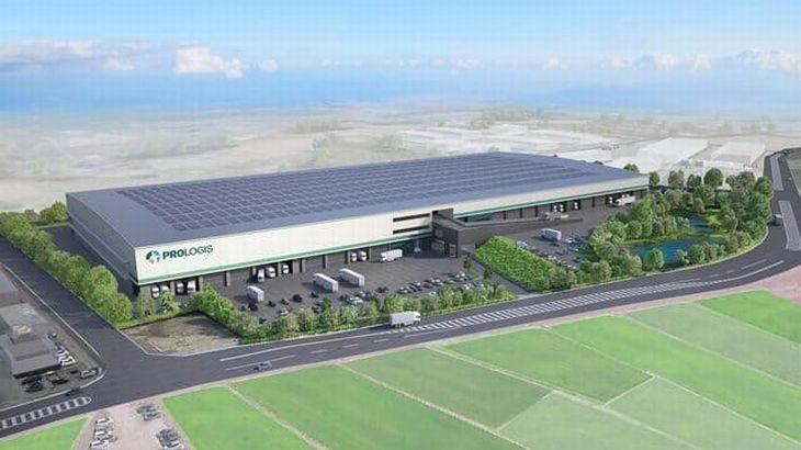 プロロジスが岩手県内で初の物流施設開発へ、10万平方メートルと東北エリア最大規模に