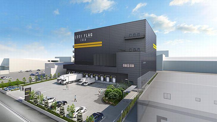 JR西日本不動産開発、千葉・市川で8743平方メートルの冷凍冷蔵物流施設を建設へ