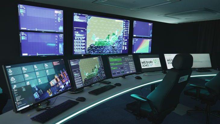 日本郵船と日本財団などが本格的な無人運航船の実用化へ実証実験、支援センターが千葉・幕張で完成