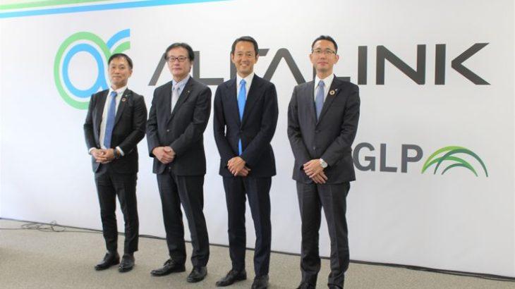 日本GLP・帖佐社長、「アルファリンク」で今後も物流の地位向上実現に意欲