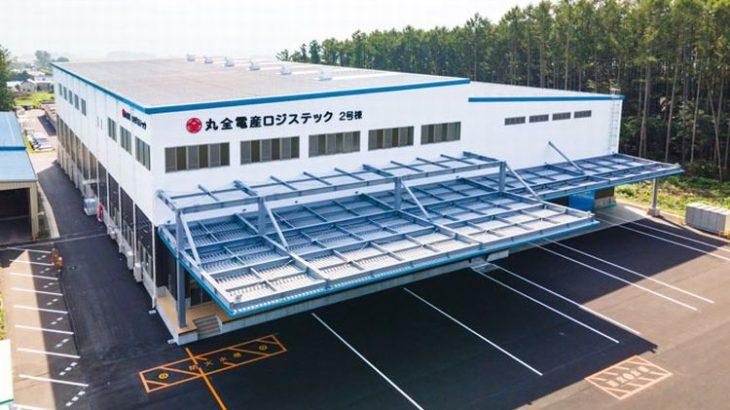 丸全電産ロジステック、長野・南箕輪で7086平方メートルの物流拠点開設