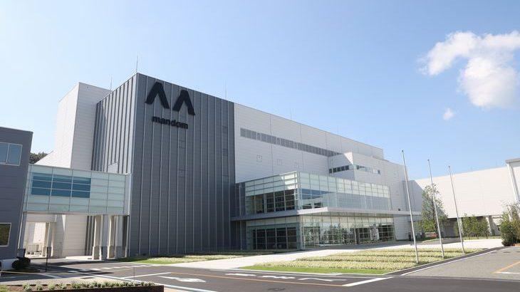 マンダム、兵庫・福崎工場敷地内に新設の生産棟で無人搬送ロボット導入
