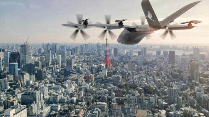JAL、「空飛ぶクルマ」最大100機導入へ
