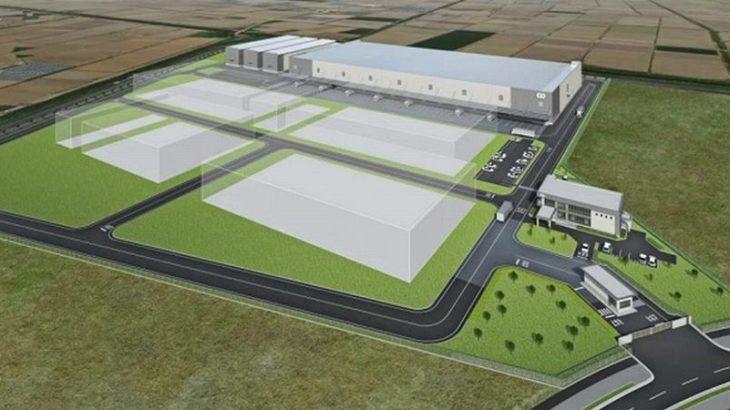 シーピー化成、群馬・板倉町で4・9万平方メートルの首都圏物流センター建設へ