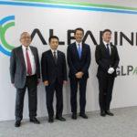 日本GLP・帖佐社長、マルチ型物流施設で冷凍・冷蔵対応拡充を表明