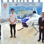 SkyDrive、「空飛ぶクルマ」実現へ大阪府・市と連携協定締結