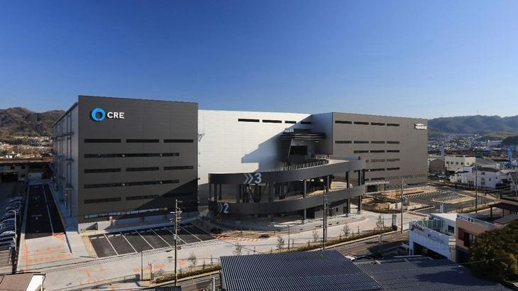 JリートのCRE、スポンサーが大阪・交野で開発の物流施設を223・7億円で取得へ