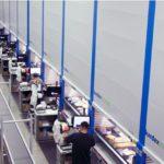 米マウザー・エレクトロニクス、自社グローバル物流センターに垂直リフトモジュール導入