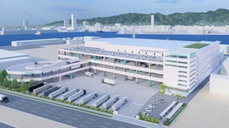 ニトリHD、神戸のポートアイランドに8・1万平方メートルの新たな物流拠点開設へ