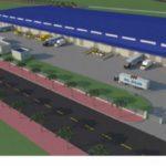 CREと阪急阪神不動産、ベトナム北部ハイズオンで1・3万平方メートルの新倉庫建設に着手